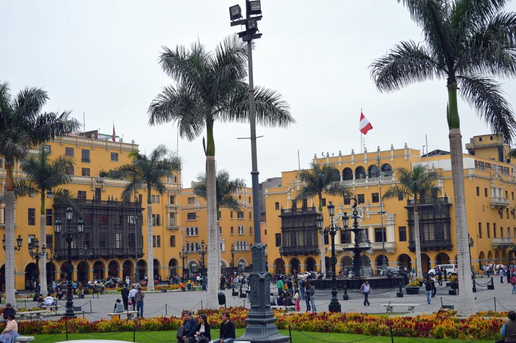 Lima gezilecek yerler
