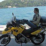 Motosiklet gezgin