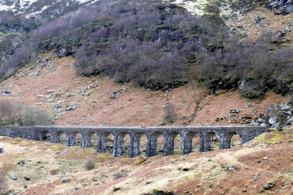 İskoçya motosiklet yolları