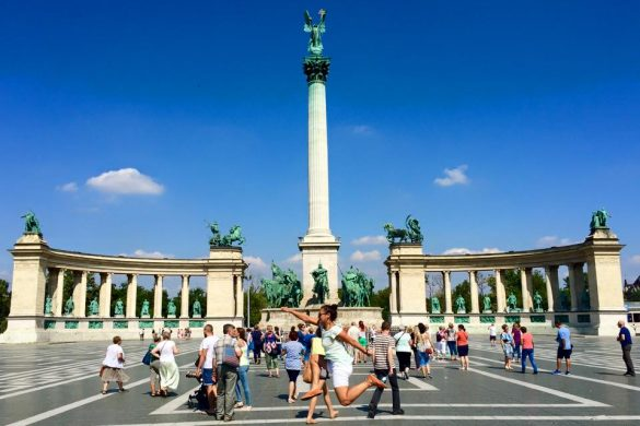 Avrupa' da Ekonomik Gezi