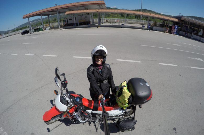Avrupa schenge vize motosiklet