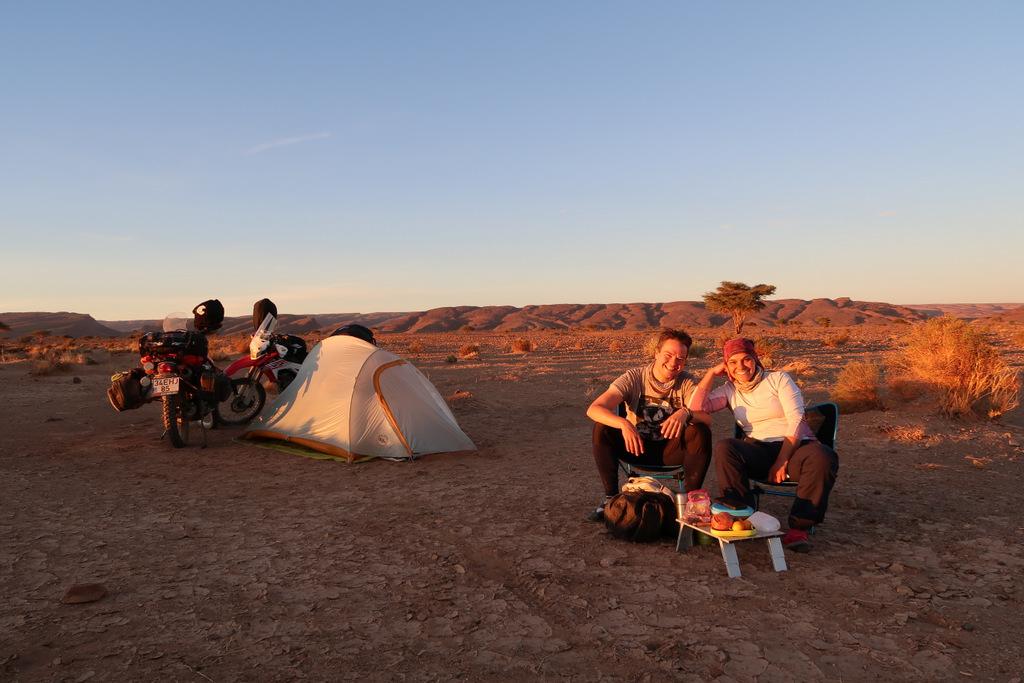 Kamp Malzeme Seçimi