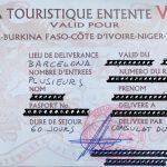 Batı Afrika Vizeler Ve Gezi