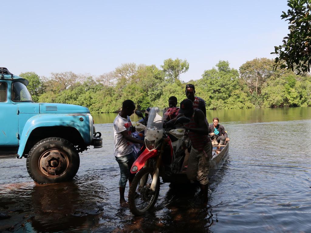 Afrika Ya Yolculuk
