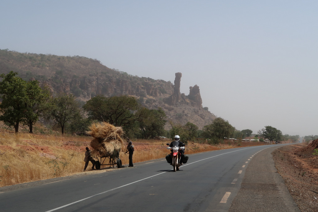 Motosiklet İle Dünya Turu