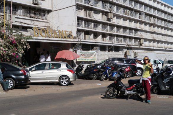 Senagal Vize ve Motosiklet Evrakları