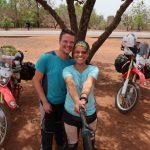 Motosikletle dünya turu