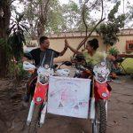 Motosikletle Afrika Gezisi, Honda CRF250L