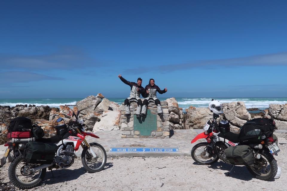 Tatlı Gezgin motosikletle dünya turu