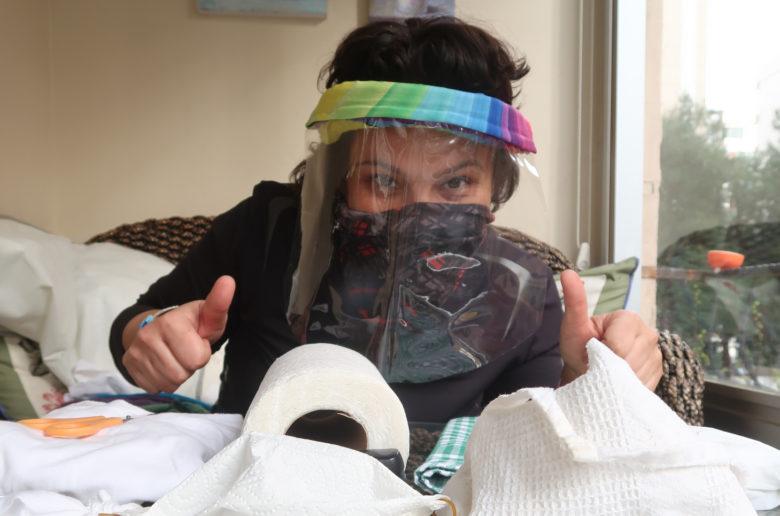 Korona Virüs Karşı Yüz Maskesi Nasıl Yapılır